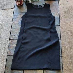 Vince. Little Black Dress A Line With Pockets 8